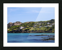 Howth Ireland Picture Frame print