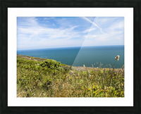 Howth Ireland II Picture Frame print