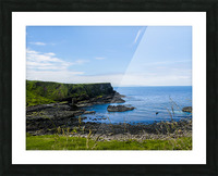 Northern Ireland Coast View II Picture Frame print