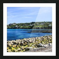 Howth Ireland IV Picture Frame print