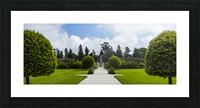 Garden Picture Frame print
