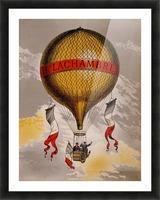 Lachambre Balloon Picture Frame print