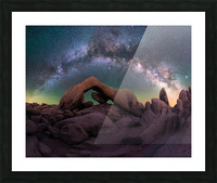 Arch's Gallery Picture Frame print
