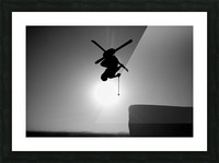 Icarus Picture Frame print