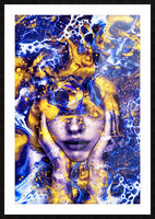 Endless Thoughts Picture Frame print