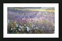 Dream Field Picture Frame print