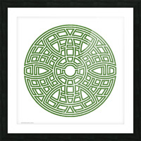 Maze 4802 Picture Frame print