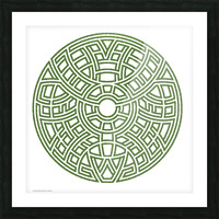 Maze 4812 Picture Frame print