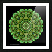 Mandala 2001 Picture Frame print