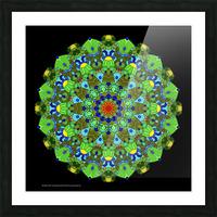 Mandala 2022 Picture Frame print