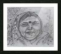 Laxmi Picture Frame print