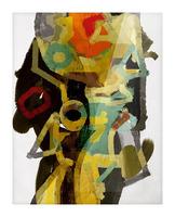 Totem Picture Frame print