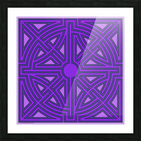 Maze 6013 Picture Frame print