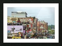 Nashville Picture Frame print
