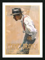 Fernet Branca Aperitivo Digestivo Poster Picture Frame print