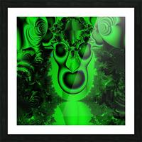 High Shaman Picture Frame print