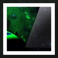 kosmic Picture Frame print