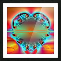 Sun Ryse Picture Frame print