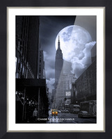Empire2 Picture Frame print