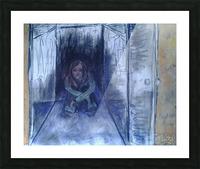 The Shame Closet Picture Frame print