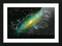 A Trillion Stars   Picture Frame print