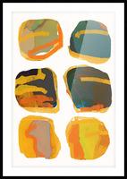 les Precieuses  Picture Frame print
