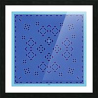 Celtic Maze 6003 Picture Frame print