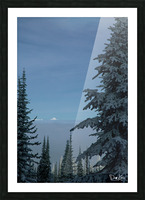 Dec 31 Print 25 Picture Frame print