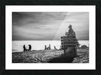 Contemplation  Picture Frame print