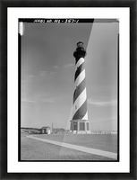 Cape Hatteras Lighthouse, North Carolina Picture Frame print