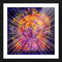 Light Body Activation Picture Frame print