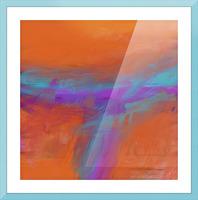 BlueBird Picture Frame print