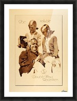 1926 Ludwig Hohlwein Radio Receiver Headset Ad Poster Picture Frame print
