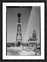 Mispillion-Beacon-Lighthouse-Delaware Picture Frame print