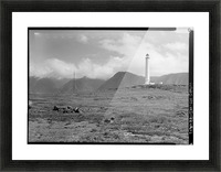 Molokai-Light-Station-HI Picture Frame print