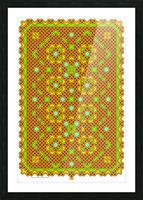 Celtic Maze 5011 Picture Frame print