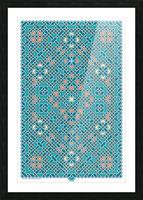 Celtic Maze 5014 Picture Frame print