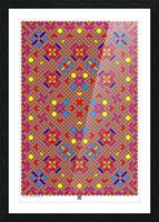 Celtic Maze 5012 Picture Frame print