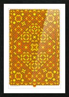 Celtic Maze 5016 Picture Frame print