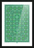 Celtic Maze 5015 Picture Frame print
