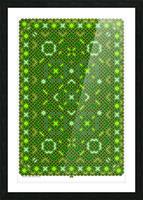 Celtic Maze 5017 Picture Frame print