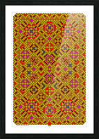Celtic Maze 5013 Picture Frame print