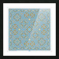 Celtic Maze 5022 Picture Frame print