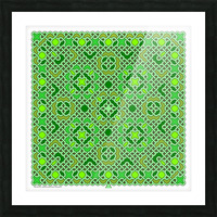 Celtic Maze 5021 Picture Frame print