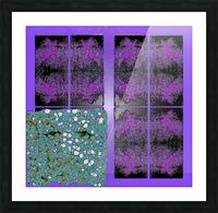 Spiritual Brainwaves Picture Frame print