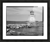 Portland-Breakwater-Lighthouse-2-Maine Picture Frame print