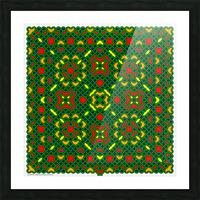 Celtic Maze 5027 Picture Frame print