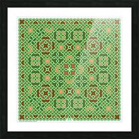 Celtic Maze 5028 Picture Frame print