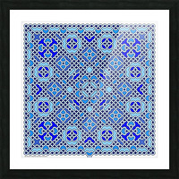 Celtic Maze 5025 Picture Frame print