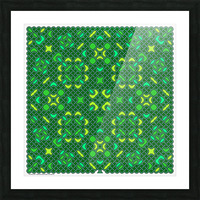 Celtic Maze 5032 Picture Frame print